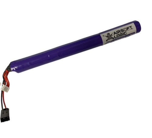 Airsoft Logic 11.1V Li-Ion Battery 2600MAH (Stick) - High Discharge