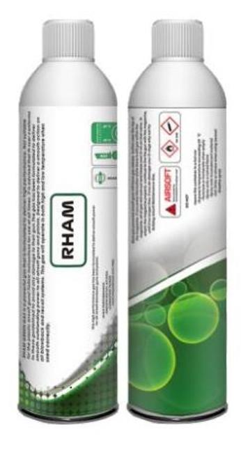 RHAM Green Gas 10.5oz