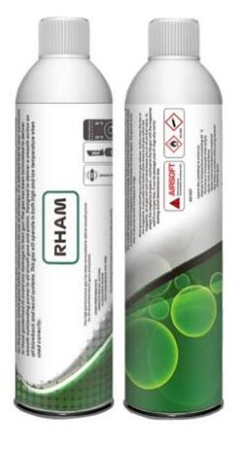 RHAM Black Gas 10.5oz