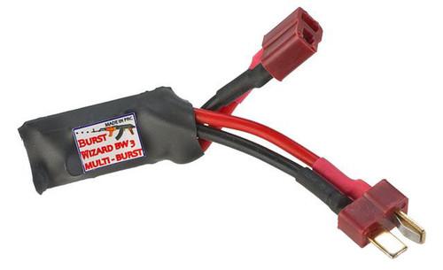 Burst Wizard Multi-Burst 3 MOSFET (Plug: Standard Deans)