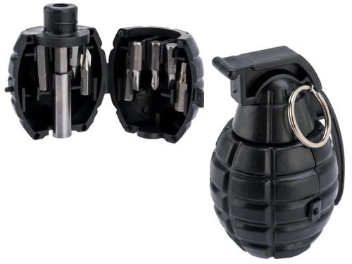 TMC Grenade Screwdriver Set