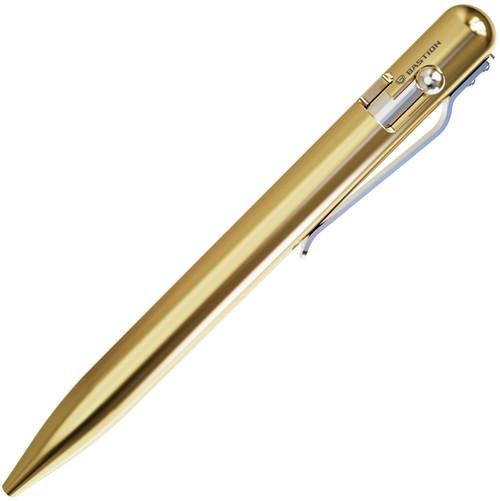 Bolt Action Pen Brass