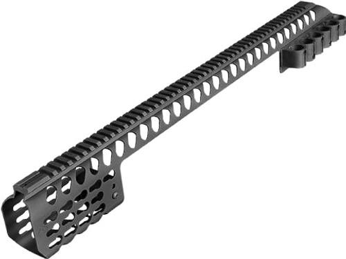 AIM Sports Rail System for Remington 870 Airsoft Shotguns