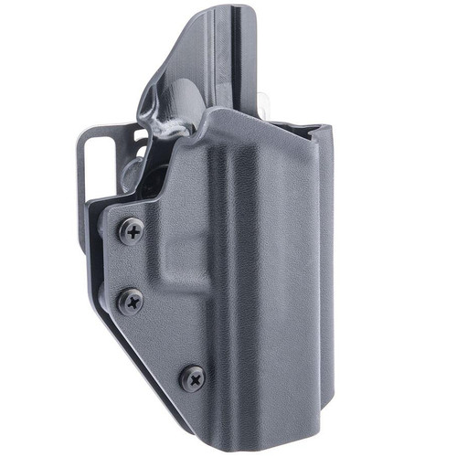 """StandardCo Hayden OWB Kydex Holster for EMG Archon Firearms Type B Airsoft Parallel Training Weapon (Color: Black / 1.5"""" Belt Loop / Right-Handed / Non-Lightbearing)"""