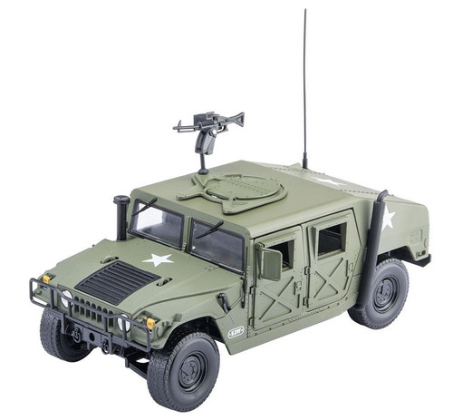1:18 Scale RC Fully Articulated Toy Humvee