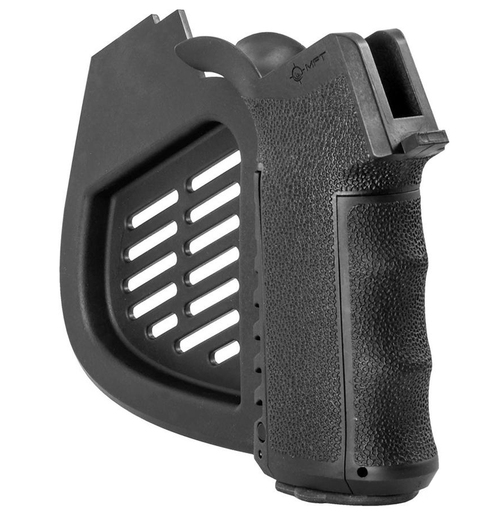 Mission First Tactical ENGAGE AR15 Featureless Grip (Color: Black)
