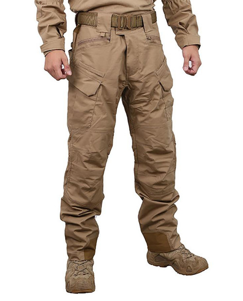 Pazaguila Frogman Combat Pants (Color: Coyote Brown)