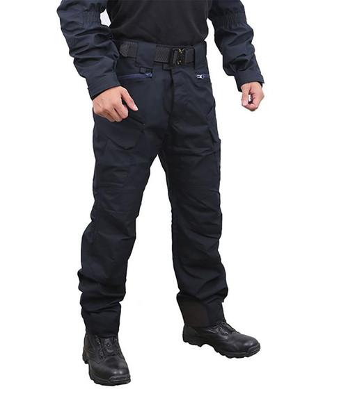 Pazaguila Frogman Combat Pants (Color: Navy)