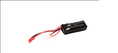 High Power Airsoft 7.4v 300mAh HPA LiPo Battery