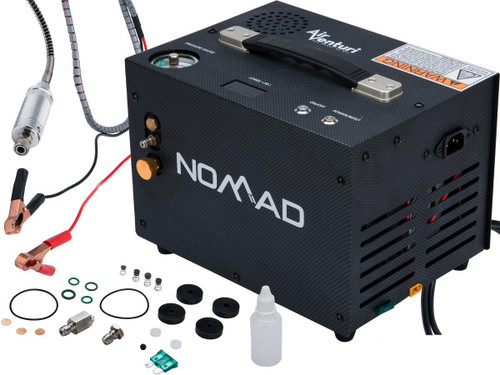 Air Venturi Nomad 2 4500 PSI Portable Air Compressor for PCP Airguns
