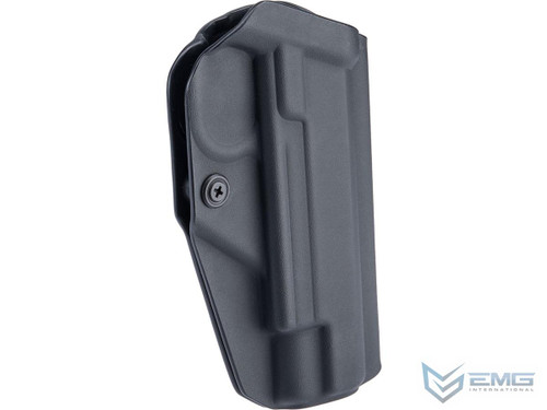 MG .093 Kydex Holster w/ QD Mounting Interface for 1911 Airsoft GBB Pistols