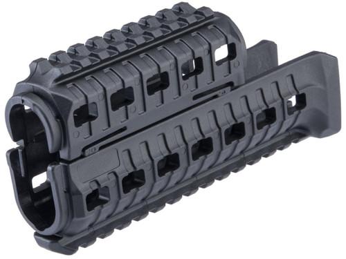 VISM Lightweight Polymer M-LOK Handguard for AK Series Rifles