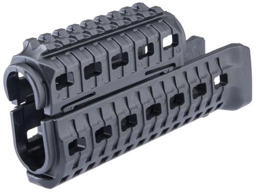 VISM Slim Lightweight Polymer M-LOK Handguard for AK Series Rifles