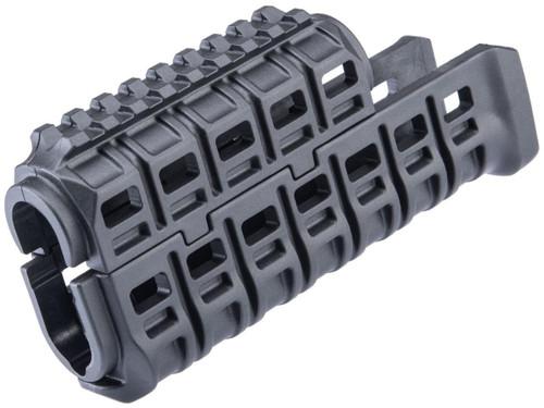 VISM Heat Resistant Lightweight Polymer M-LOK Handguard for AK Series Rifles