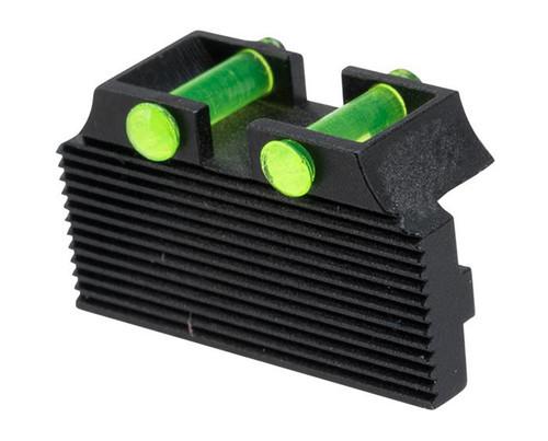 APS CNC Fiber Optic Rear Sight for Marui Hi-Capa Airsoft Gas Pistols