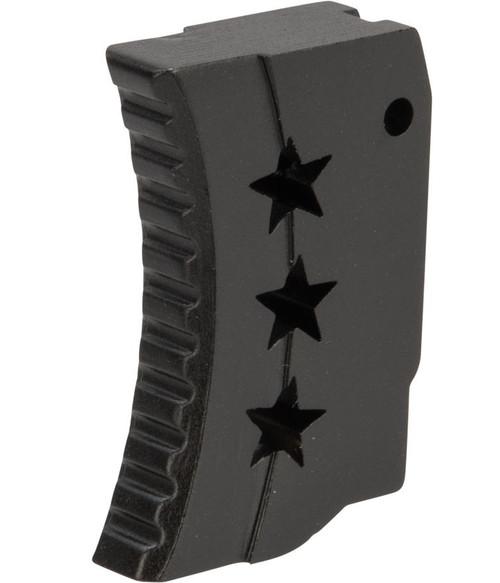 "Angel Custom CNC ""Tri-StaR"" Stainless Steel Trigger for Tokyo Marui Hi-Capa Airsoft Pistols"