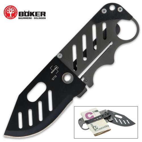 Boker Black Credit Card Knife