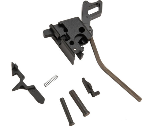 KF Airsoft Steel CNC Hammer Set with Pins for Tokyo Marui Hi-CAPA Series Gas Pistols - For CNC Frames Only