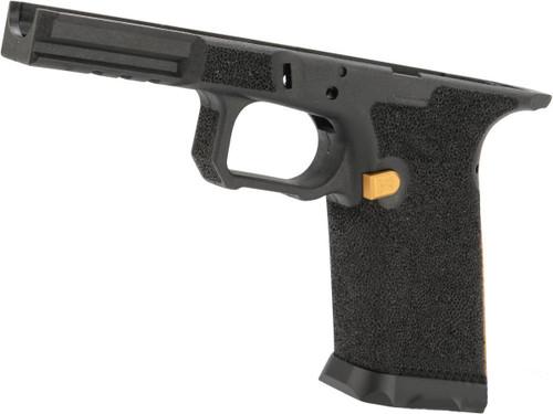 EMG / Salient Arms International Licensed Replacement BLU Laser Stippled Frame by G&P