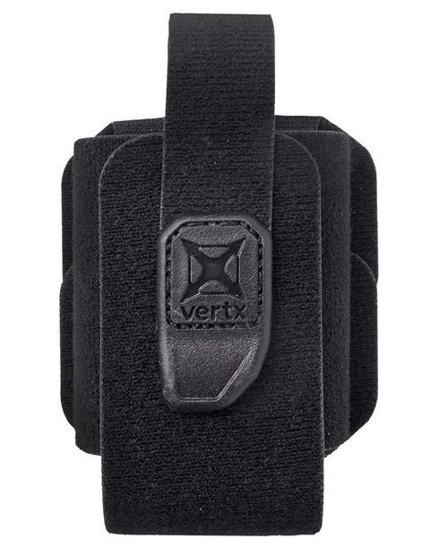 VERTX Tactigami MAK LOK Velcro Storage Pouch (Color: Black)