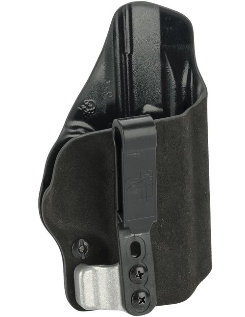 Haley Strategic INCOG ECLIPSE Full Guard IWB Holster by G-Code (Color: Black / S&W M&P Shield)