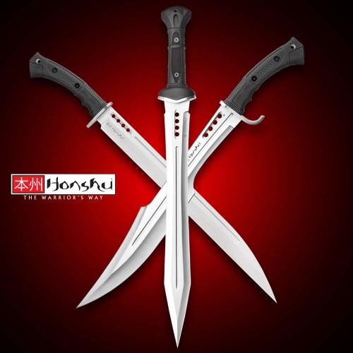 Honshu Combat Sword Collector's Kit