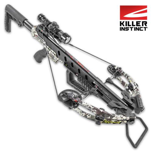 Killer Instinct Ripper 425 Crossbow With Scope
