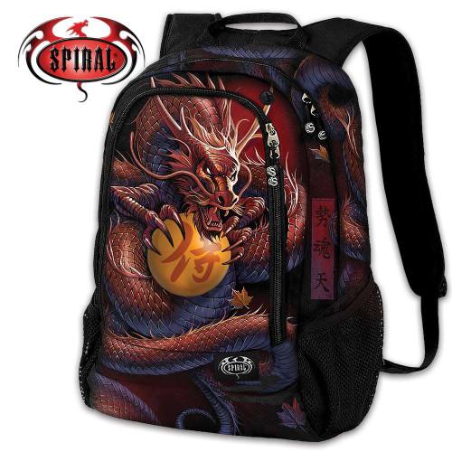 Samurai Backpack With Laptop Pocket