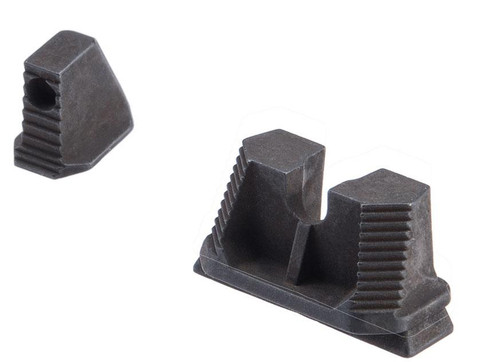 Strike Industries Strike Iron Sight Set for GLOCK Series Pistols (Model: Suppressor Height)