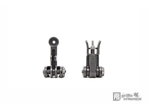 PTS Griffin Armament Licensed Modular Back Up Iron Sight Set