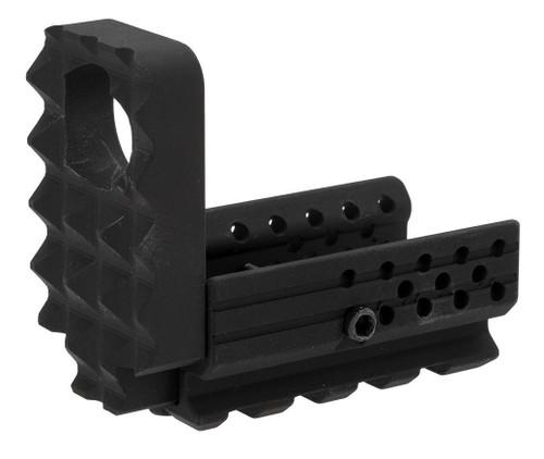 APS / 5KU Strike Face Front Kit for Elite Force / UMAREX GLOCK, ISSC M22, SAI BLU, Lonewolf, & Compatible Airsoft Gas Blowback Pistols