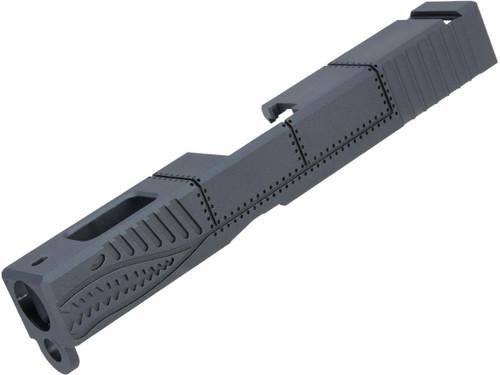 Pro-Arms P40 NightHawk Slide Set for Elite Force GLOCK 19 Airsoft Pistols