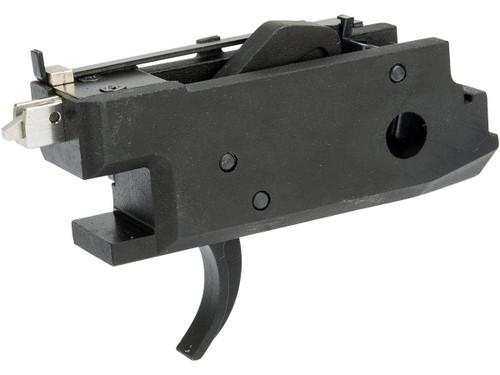 RA-Tech Complete Trigger Box for WE-Tech MSK Gas Blowback Rifles