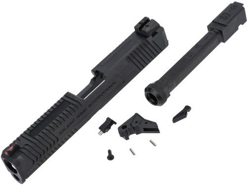 RA-Tech Steel Slide for EMG SAI BLU Gas Blowback Training Pistols