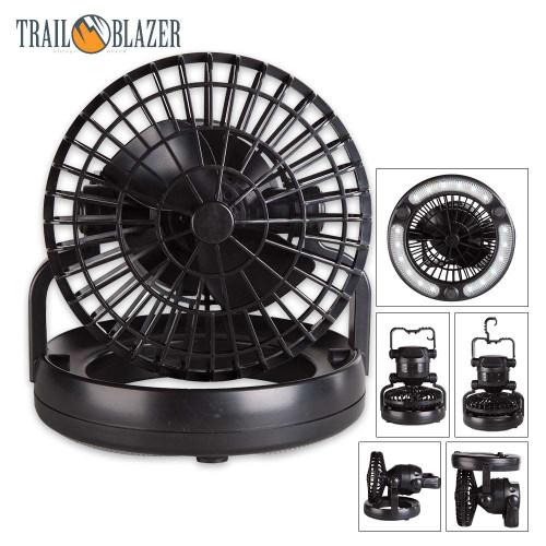 Trailblazer Camping Lantern With Fan