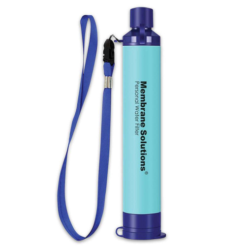 Membrane Solutions Personal Water Filter Straw