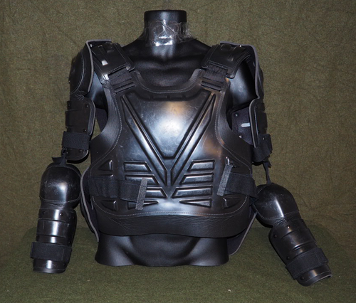 Police Riot Body Armor - Chest Protector Only