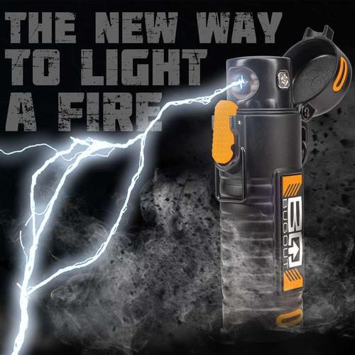 BugOut Survival Plasma Beam Lighter