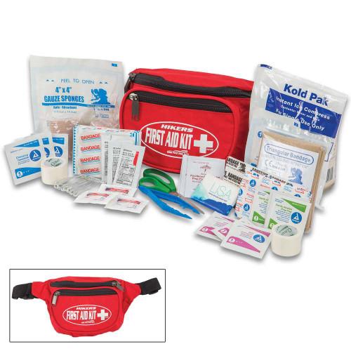 Elite Hikers First Aid Kit