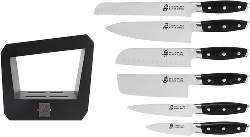 Black Hawk 7pc Kitchen Set
