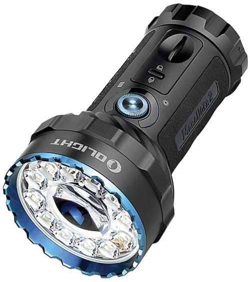 Marauder 2 Flashlight Black