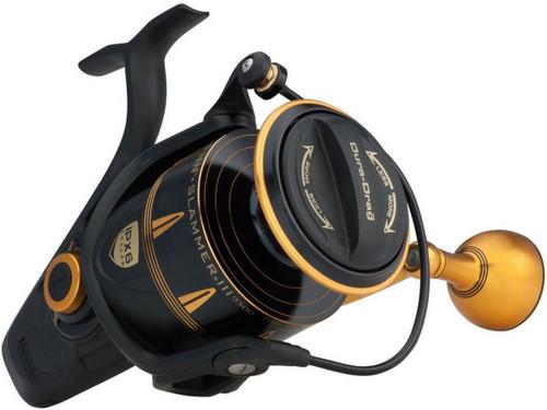 Penn Slammer III Ambidextrous Reversible Spinning Fishing Reel (Model: SLAIII9500)