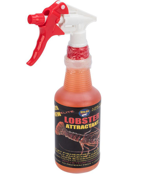 Bite-ON Elite Lobster and Crab Attractant (Size: 16 oz)
