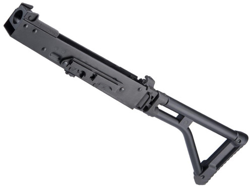 LCT Airsoft Steel Receiver and Stock Set for LCT AIMS Series Airsoft AEG Rifles