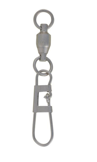Owner Stainless Snagless Snap with Ball Bearing Swivel