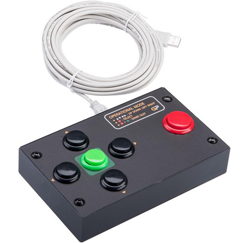 GUNPOWER Arcade Box Control Unit for SMT Complete Professional Target System
