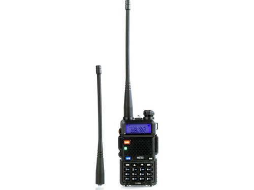 BaoFeng UV-5X3 5-Watt Tri-Band Radio