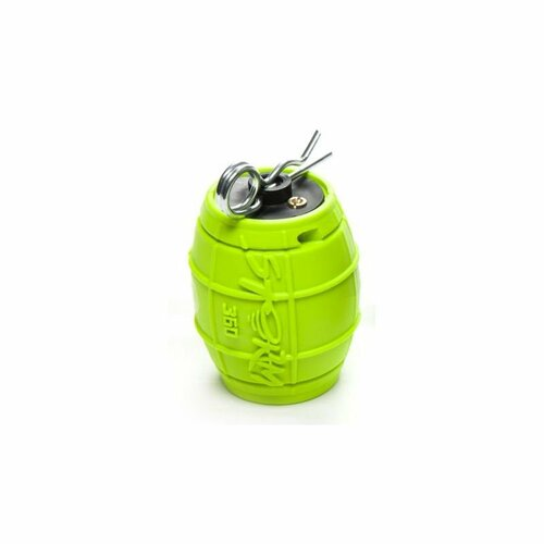 ASG Storm 360 Impact Gas Grenades (Color: Lime Green)
