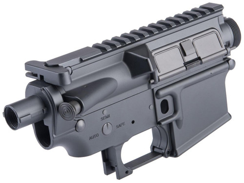 CYMA Forged Style M4 Metal Receiver for CYMA Platinum QBS Airsoft AEG Rifle