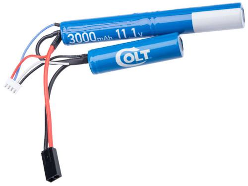 EMG Colt Licensed 11.1v 3000mAh Li-Ion Nunchuck Type Li-Ion Battery by Titan Power